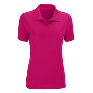 Vansport Ladies Omega Solid Mesh Polo